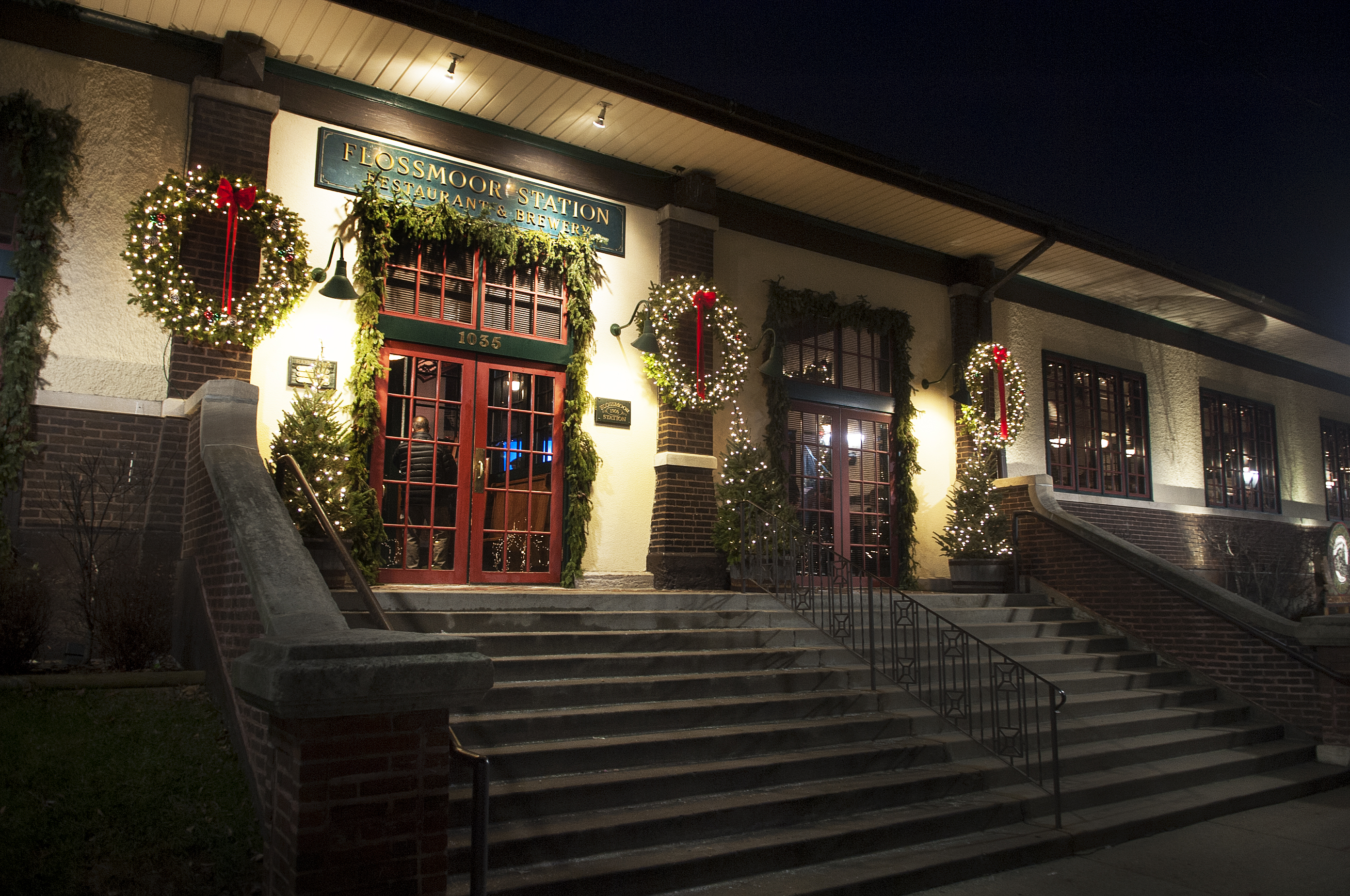 Christmas at the Brewery