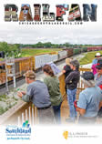 Railfan brochure cover
