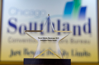 Travel Media Showcase 2015 Award