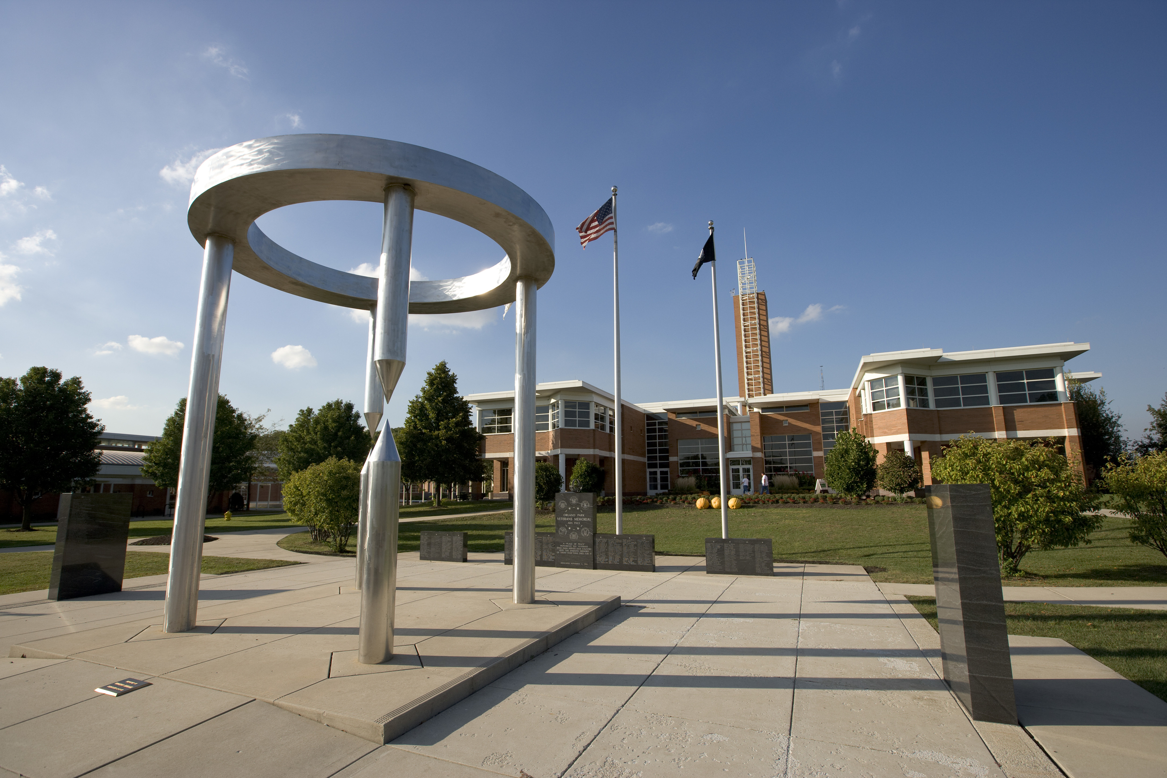Village of Orland Park Veterans Memorial