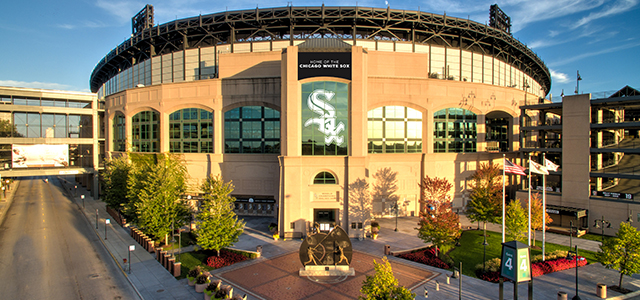 White Sox Guaranteed Rate Field