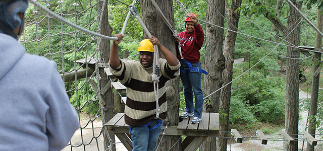 Irons Oaks Environmental Learning Center
