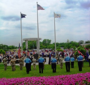 Village of Orland Park Memorial Day 2