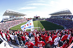 Toyota Park home to the Chicago Fire Soccer Club